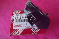 TOYOTA LANDCRUISER 75, 78 AND 79 SERIES HEATER FAN RESISTOR  BRAND NEW GENUINE