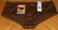 Vassarette Hipster Panties, Smooth , Size 9 Chock Kiss , 75% Nylon 25% Spandex