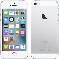 Brand NEW APPLE IPHONE 64gb Argento mlm72b/a se LTE 4g sbloccato di fabbrica UK