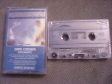 RARE OOP Dave Grusin CASSETTE TAPE Cinemagic GOONIES Tootsie On Golden Pond jazz
