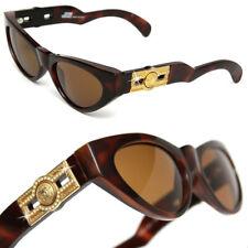 809cc8f450aa GIANNI VERSACE Vintage GOLD   CRYSTAL MEDUSA SUNGLASSES