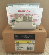 GE Insulated Groundable Neutral TN162 60 amp 600 VAC