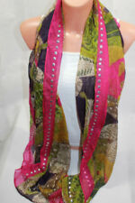 XXL Damen-Schals & -Tücher mit Blumen-Motiv
