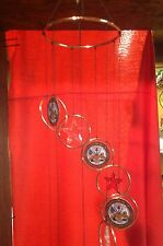 Red Carpet Studio 32-Inch Army Military Spiral Wind Chimes