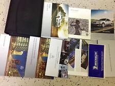 2009 MERCEDES BENZ E CLASS E320 550 63 500 CLASS MODELS AMG Owners Manual SET