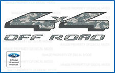 2004 <-> 2008 Ford F150 4x4 Off Road Decals - FDCACU Digital Camo ACU stickers