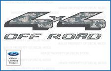 1997 <-> 2003 Ford F150 4x4 Off Road Decals - FDCACU Digital Camo ACU stickers