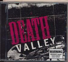 Death Valley - Various EMO - SCREAMO - PUNK cd 22 Track Promo