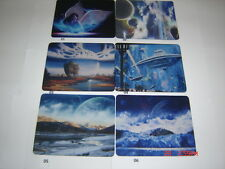 MOUSE PADS - QUALITY ANTI SLIP BACKED OPTICAL MOUSE AUSTRALIAN.STOCK