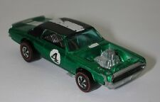 Redline Hotwheels Green 1970 Tnt Bird oc11995