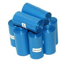 1020 Dog Pet Waste Poop Bags 51 Blue Refill Rolls Coreless Plus Dispenser