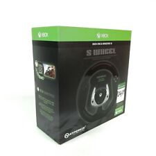 Hyperkin S Wheel For Xbox One & PC Wireless Racing Controller - Brand New