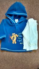 HOODED DISNEY TOP AND WHITE SHIRT BUNDLE (3-6 Months)
