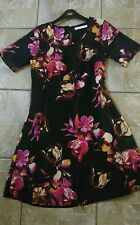 Ladies floral Special Occasion Dress BNWOT 8