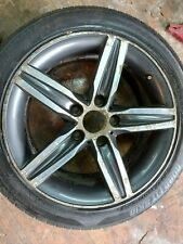 Genuine BMW 1 Series F20 F21 17 Inch Star Spoke Alloy Wheel and tyre 6850151