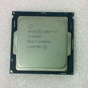 Intel Core i7-6700T 2.8GHz (3.6GHz Turbo) 8MB Cache Socket 1151 Processor SR2L3