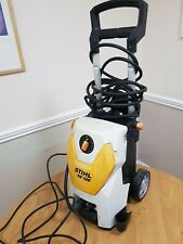 Stihl RE109 Pressure Washer White Yellow Not Tested,Hence Spares/Repairs