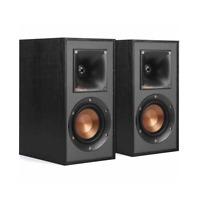 GENUINE Klipsch R-41M 2-Way Bookshelf Speakers (Pair) - BLACK | 100% US Stock!
