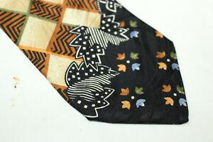 SERGIO CARIGNANI Silk tie Made in Italy F17715