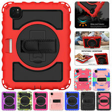 for iPad Pro 11 2020 9.7 10.2 Case Shockproof Hybrid Heavy Duty Stand Back Cover