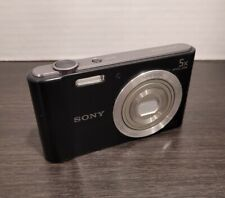 Sony Cyber-shot 20MP Digital Camera DSC-W800 - (untested- no charger or battery)