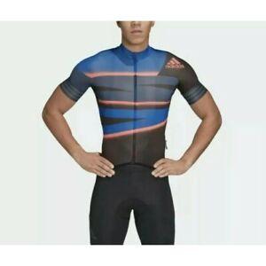 Adidas Adistar Cycling Cyclismo Cycling Jersey Shirt Men's Size 2XL