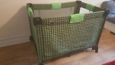 Mothercare Travel Cot and Playpen - Barely Used