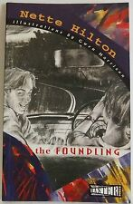 The Foundling by Nette Hilton Paperback 1995 Young adult children's fiction book