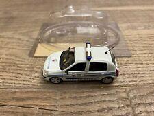 Norev 1/43 Renault Clio Police Nationale Police et Gendarmerie n°25