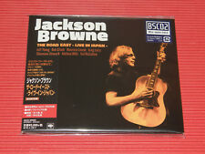 2017 JACKSON BROWNE The Road East Live In Japan BSCD2 Blu-spec CD