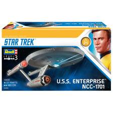 Revell Star Trek U.S.S Enterprise NCC-1701 Model Kit - Scale 1:600 - 04991