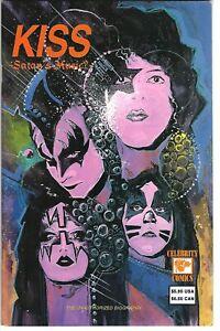 KISS: Satan's Music? #1 (1992) FN  Prosch - Tapp 1st Print  Celebrity Comics