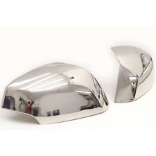 2 COQUES RETRO RETROVISEURS CHROME RENAULT MEGANE 3 BERLINE COUPE ESTATE 2008-UP