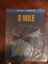 8 Mile Blu-Ray Steelbook. Disc Unplayed, No Digital. Eminem, Brittany Murphy