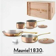 Sets de casseroles et poêles en cuivre pour la maison