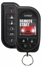 Viper 5906V Car Remote Start & Alarm 1 Mile Range Color OLED 2-Way Remote- New