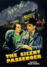 The Silent Passenger [New DVD]