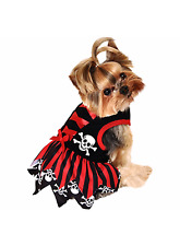 Simply Dog Pet Pirate Costume Dress XS S M L Dogs Cat Petco Halloween NWT