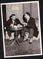 Antique Photograph Men Moustaches Beards Ricardo Corpion Retro Room Cuba Castro