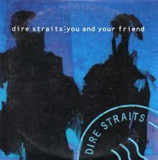 ★☆★ CD SINGLE Dire StraitsYou and your friend French Promo 1-track CARD SL  ★☆★