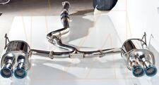 Invidia Q300 Titanium Tip Cat back Exhaust for 11-14 WRX / STI Sedan  HS11STIG3T