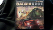 Stage 1 CarmaRace Racing Game by Vince Luca - Board to Death Games - Sealed