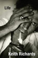 LIFE by Keith Richards FREE SHIPPING hardcover book memoir The Rolling Stones