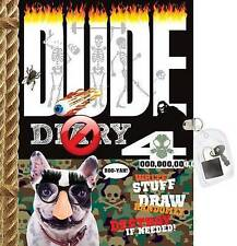 DUDE Diary 4-ExLibrary