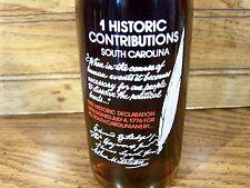HISTORIC CONTRIBUTIONS SOUTH CAROLINA, 1 - 12 Oz Pepsi Bottle