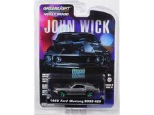 Greenlight Ford Mustang Boss 429 1969 John Mèche 44780e 1/64