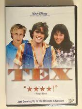 Tex (DVD, 2004)(NEW) Disney, Matt Dillon, Meg Tilly, Based on Novel  S.E. Hinton