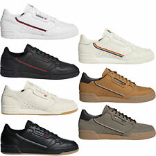 Adidas Originals continental 80 calcetines cortos zapatillas de deporte zapatos casual retro