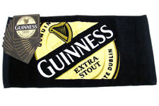 Guinness Bar Towel and 10 Beer Mats Set 0146