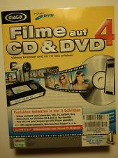 Filme auf CD+DVD  Magix Neu OVP